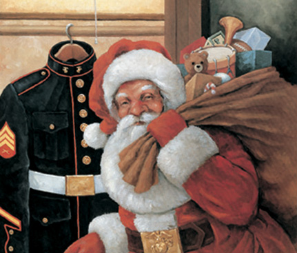 Marine Toys for Tots Program